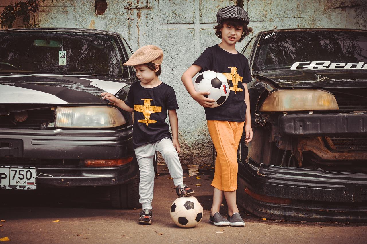 Sports among children