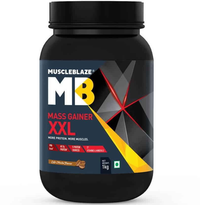 Muscleblaze Mass Gainer: Best for Gaining Muscle Mass