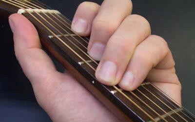 5 Basic Guitar Chords Rules: The Easy Method